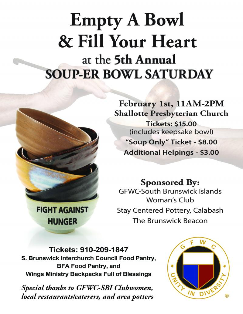 SOUPer Bowl Saturday